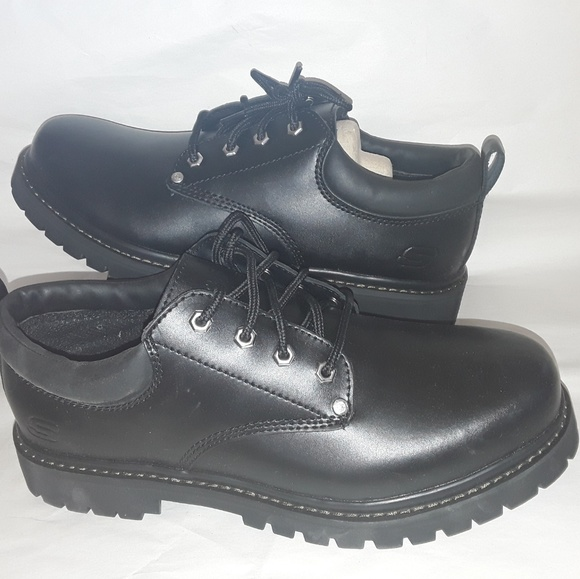 532ae339301 Scratches Utility Footwear black Men's shoes NWT